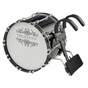 Thomann BD2014BL Marching Bass Drum