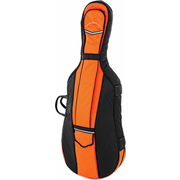Roth & Junius CSB-01 4/4 BK/OR Cello Bag