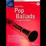 Schott Pop Ballads Clarinet