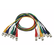 the sssnake XLR Patchcable 1,5