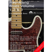 db loops Play Along Blues Vol. 1,2 & 3