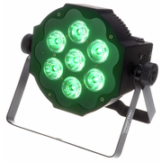 Varytec LED Pad 7 7x10W 5in1 RGBWA