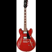 Harley Benton HB-35Plus Cherry