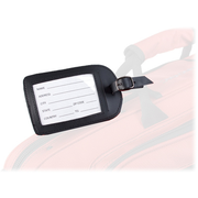 Protec Leather ID Tag