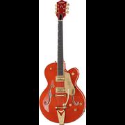 Gretsch G6120T Nashville Orange Stain