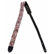 Fender Red Paisley Guitar Strap