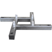 Global Truss F34BASEBE Base Plate Steel