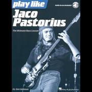 Hal Leonard Play Like Jaco Pastorius