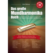 Olaf Böhme Das große Mundharmonika Buch