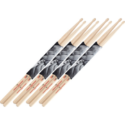 Vic Firth 5A American Hickory Value Pack