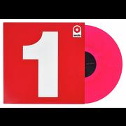 """Serato 12"""" Single Control Vinyl-Red"""