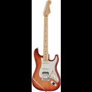 Fender AM Pro Strat Ash HSS MN SSB