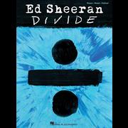 Hal Leonard Ed Sheeran Divide Piano