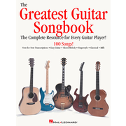 Hal Leonard The Greatest Guitar Songbook