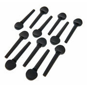 Saz 730B Oud Pegs Set Ebony