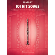 Hal Leonard 101 Hit Songs For Clarinet