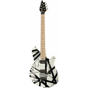 Evh Wolfgang Special BK WH Stripes