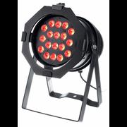 Stairville LED Par 64 CX-6 HEX 18x12W B