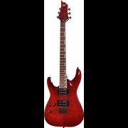 ESP LTD H-200FM LH See Thru Red