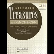 Hal Leonard Rubank Treasures for Horn