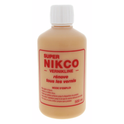 Super Nikco Polishing & Cleaning Fluid