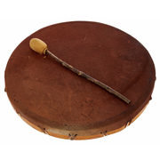 Terre Shaman Drum Cow Skin