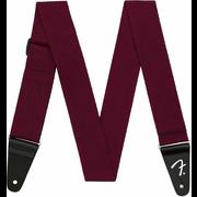 "Fender 2""Modern Tweed Strap BK/RD"