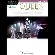 Hal Leonard Queen Flute Play-Along