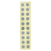 "Jockomo 1/4"" Dot Fret Markers WT"