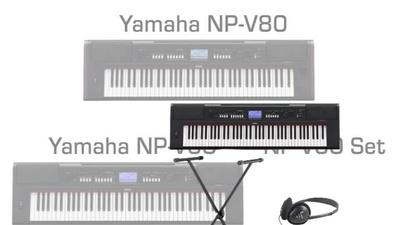 Yamaha NP-V60 Set