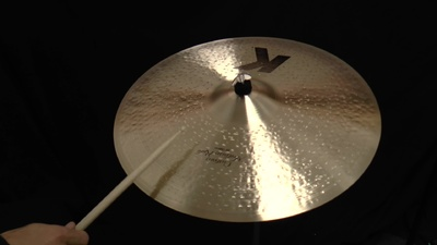 Zildjian K-Custom 22 Custom Medium Ride