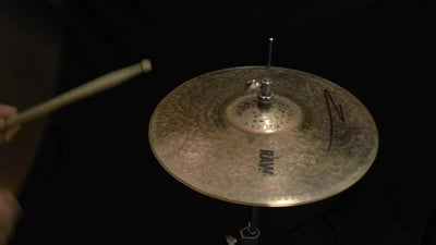 Zultan 14 Raw Hi-Hat