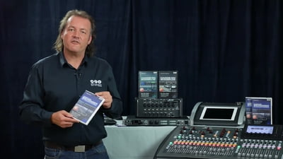 DVD Lernkurs Hands on Behringer FX Praxistraining