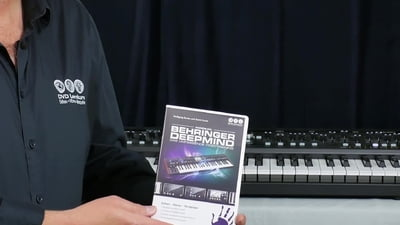 DVD Lernkurs Hands On Behringer DeepMind