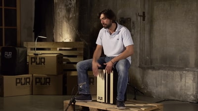 PUR Cajon Stage Modell PC6399