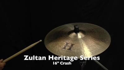Zultan 16 Heritage Crash