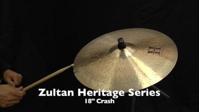 Zultan 18 Heritage Crash