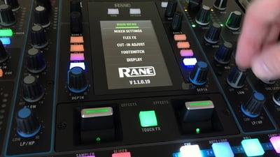 Rane Seventy-Two Battle Mixer