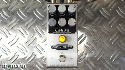 Origin Effects Cali76 Compact Deluxe Compressor