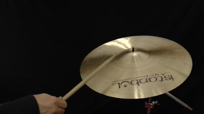 Istanbul Agop 20 Sterling Crash-Ride