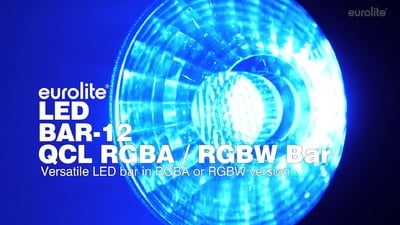 Eurolite LED Bar-12 QCL RGBW