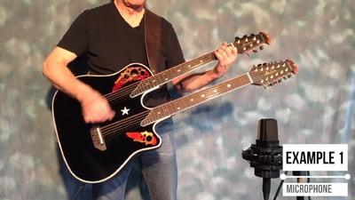 Ovation Richie Sambora RSE225-5