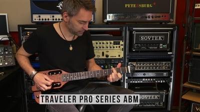 Traveler Guitar Traveler Pro Serie Antique Brown Maple