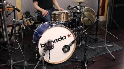 SPO Drum Parts Damp Clamp