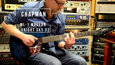 Chapman ML1 Modern Midnight Sky V2