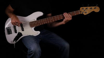Fender Player Serie Jazz Bass V PF
