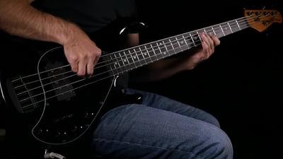 Music Man Stingray 5 Special Jet Black