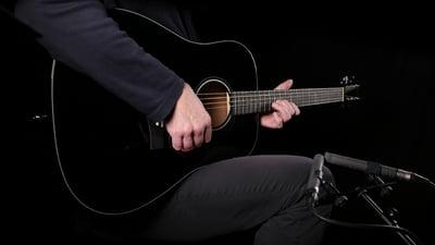 Fender CD-60S Blk WN