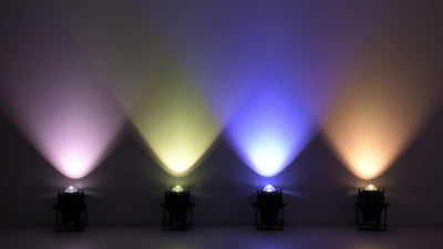 Varytec LED Studio Par Rookie COB 100W RGBW
