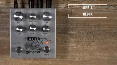 Meris Hedra Pitch-Shifter
